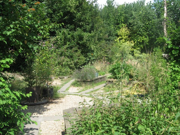 Rendez vous aux jardins 2013 for Le jardin 75019